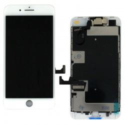 Ecran BLANC iPhone 8 Plus PREMIUM Pré-assemblé photo 01