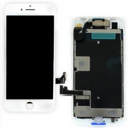 Ecran BLANC iPhone 8 PREMIUM Pré-assemblé photo 01