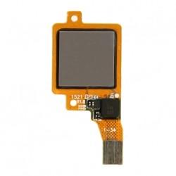 Nappe avec lecteur d'empreintes digitales pour Huawei HONOR 5X Gris photo 2