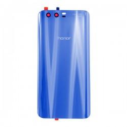 Vitre arrière Bleu pour Huawei Honor 9 face avant