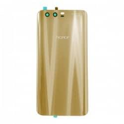 Vitre arrière Or pour Huawei Honor 9 face avant