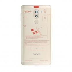 Coque arrière Or avec lecteur d'empreinte pour Huawei Honor 6X