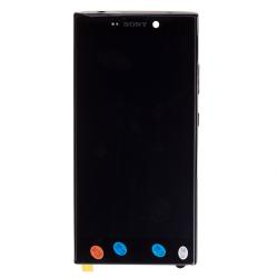 Bloc Ecran Noir sur châssis pour Sony Xperia L2 / L2 Dual