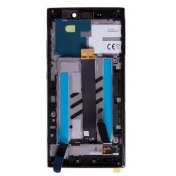 Bloc Ecran Noir sur châssis pour Sony Xperia L2 / L2 Dual photo 2