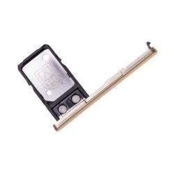 Rack tiroir pour cartes SIM pour Sony Xperia L2 Or