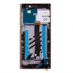 Bloc Ecran Or sur châssis pour Sony Xperia L2 / L2 Dual photo 2