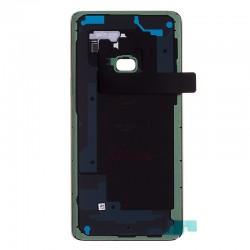 Vitre arrière Noire pour Samsung Galaxy A8 2018 photo 2