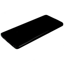 Bloc Ecran Amoled et vitre prémontés sur châssis pour Samsung Galaxy S9 Noir Carbone photo 1
