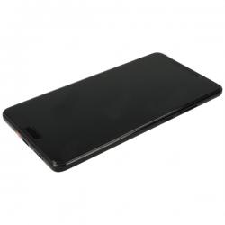 BLoc Ecran Noir COMPLET prémonté sur chassis + batterie pour Huawei Mate 10 photo 2