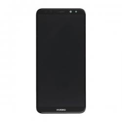 BLoc Ecran Noir COMPLET prémonté sur chassis + batterie pour Huawei Mate 10 Lite photo 2