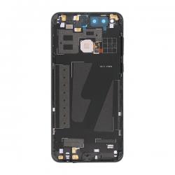 Coque arrière avec lecteur d'empreinte pour Huawei Honor 7X Noir photo 3