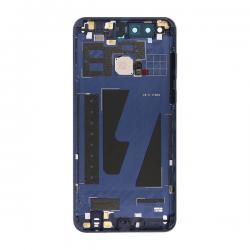 Coque arrière avec lecteur d'empreinte pour Huawei Honor 7X Bleu photo 3