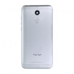 Coque arrière Argent avec lecteur d'empreinte pour Huawei Honor 6A photo 2