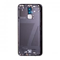 Coque arrière avec chassis et lecteur d'empreintes pour Huawei Mate 10 Lite Noir photo 2