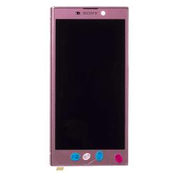 Bloc Ecran Rose sur châssis pour Sony Xperia L2 / L2 Dual
