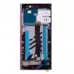 Bloc Ecran Rose sur châssis pour Sony Xperia L2 / L2 Dual photo 2