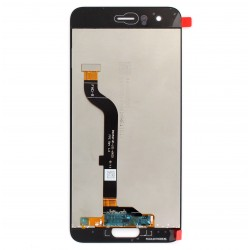 Ecran Bleu avec vitre et LCD prémonté pour Huawei Honor 9 photo 2