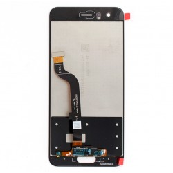 Ecran Argent avec vitre et LCD prémonté pour Huawei Honor 9 photo 2
