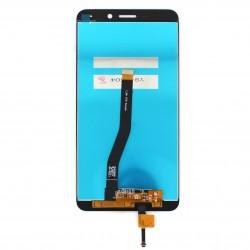 """Ecran 5.5"""""""" Blanc avec vitre et LCD pré-assemblé pour Asus Zenfone 3 Laser photo 2"""