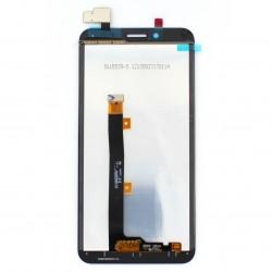 """Ecran 5.5"""""""" Blanc avec vitre et LCD pré-assemblé pour Asus Zenfone 3 Max photo 2"""