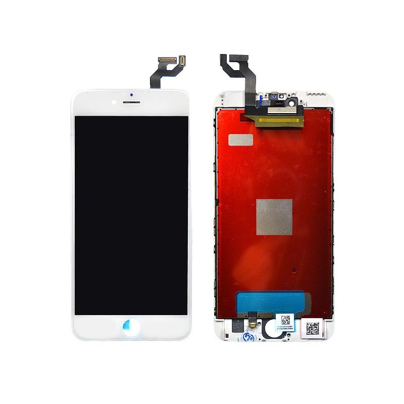 Ecran BLANC iPhone 6S Plus PREMIER PRIX photo 1