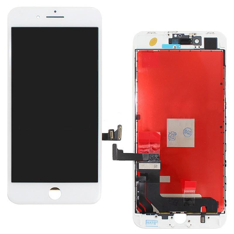 Ecran BLANC iPhone 8 Plus RAPPORT QUALITE / PRIX photo 1