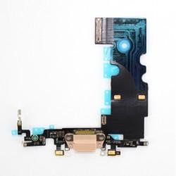 Connecteur de charge Or pour iPhone 8 photo 4