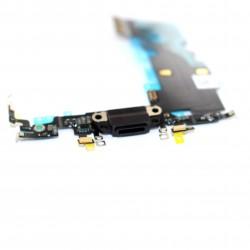 Connecteur de charge noir pour iPhone 8 photo 2