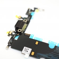 Connecteur de charge noir pour iPhone 8 photo 3