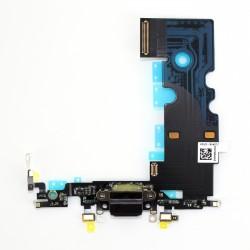 Connecteur de charge noir pour iPhone 8 photo 4