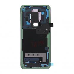 Vitre arrière pour Samsung Galaxy S9 Plus Noir Carbone_photo2