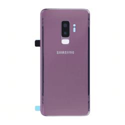 Vitre arrière pour Samsung Galaxy S9 Plus Violet Orchidée photo 1