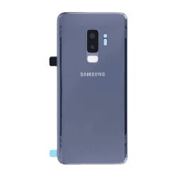 Vitre arrière pour Samsung Galaxy S9 Plus Bleu Océan photo 1