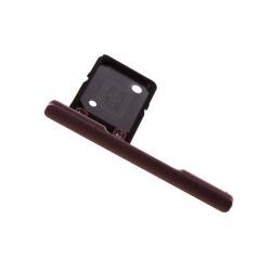 Rack tiroir pour cartes SIM pour Sony Xperia XA1 Ultra Rose