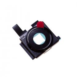 Lentille et contour de caméra arrière pour Sony Xperia XA2 Noir Photo 1