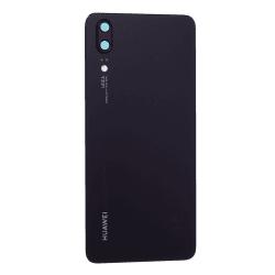Vitre arrière Noire pour Huawei P20 Photo 1