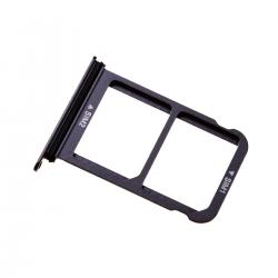 Rack tiroir carte SIM et SD pour Huwei P20 Noir
