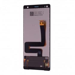 Ecran Vert avec Vitre et LCD prémontés pour Sony Xperia XZ2 / XZ2 Dual Photo 2
