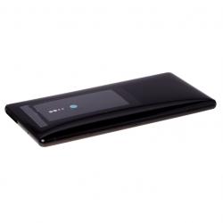 Coque arrière avec chassis et lecteur d'empreintes pour Sony Xperia XZ2 / XZ2 Dual Noir Photo 4