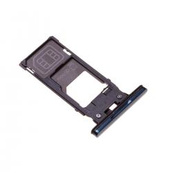 Rack tiroir cartes SIM et SD Vert pour Sony Xperia XZ2 photo 2