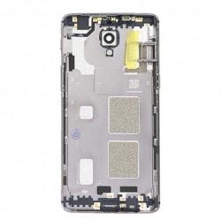 Coque arrière grise avec chassis pour OnePlus 3_photo2
