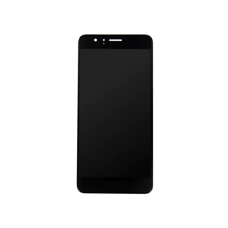 Ecran Noir avec vitre et LCD prémonté pour Huawei Honor 8 photo 1