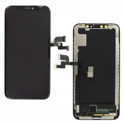 Ecran NOIR iPhone X Rapport qualité/prix photo principale