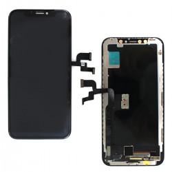 Ecran NOIR iPhone X Premier prix photo principale
