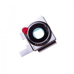 Lentille et contour de caméra arrière pour Sony Xperia XA2 Argent Photo 1