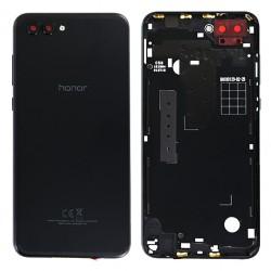 Coque arrière avec chassis pour Huawei View 10 Noir Photo 1