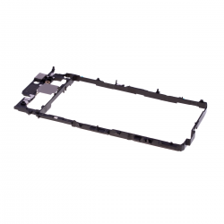 Chassis intermédiaire Noir pour Sony Xperia XZ2 Compact / XZ2 Compact Dual Photo 1