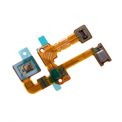 Nappe avec module micro pour Sony Xperia XZ2 Compact / XZ2 Compact Dual Photo 1