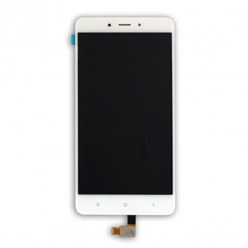 Ecran Blanc Avec Vitre LCD Pre Assemble Pour Xiaomi Redmi Note 4 Photo 1