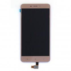 Ecran Or avec vitre avec LCD pré-assemblé pour Xiaomi Redmi Note 4 Photo 1